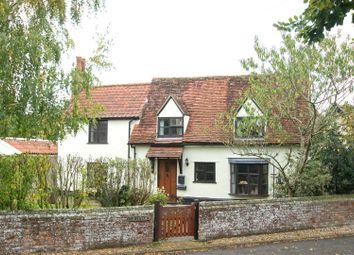Thumbnail 3 bed cottage for sale in Old Barningham Road, Stanton, Bury St. Edmunds