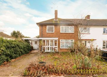 Thumbnail 3 bed end terrace house for sale in Keswick Avenue, London