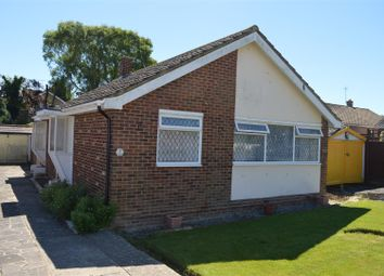 Thumbnail 2 bed detached bungalow for sale in Penhurst Drive, Bexhill-On-Sea