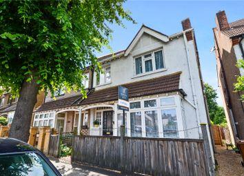 Thumbnail 4 bed semi-detached house for sale in Park Lane, Carshalton