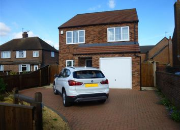 Thumbnail 4 bed detached house for sale in Station Road, Beckingham, Doncaster