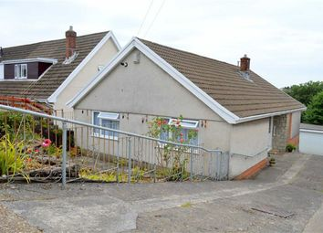 Thumbnail 3 bed detached bungalow for sale in Meadow View, Dunvant, Swansea