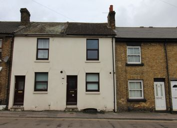 Thumbnail 2 bedroom terraced house to rent in Victoria Street, Gillingham, Kent