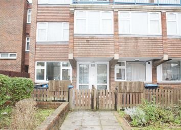 Thumbnail 3 bed terraced house to rent in Heron Close, Church Road, London