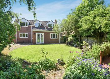 Thumbnail 4 bed detached house for sale in The Croft, East Cottingwith, York