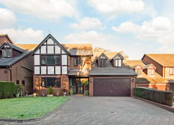 Thumbnail 5 bed detached house for sale in The Oaks, Harborne, Birmingham