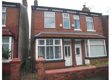 Thumbnail 2 bedroom semi-detached house for sale in Cheltenham Road, Cheadle Heath
