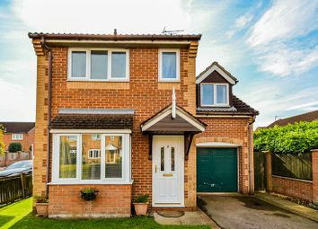 Thumbnail 3 bed detached house for sale in 7 Browning Road, Pocklington, York