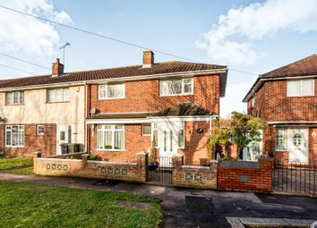 Thumbnail End terrace house for sale in Charden Road, Gosport