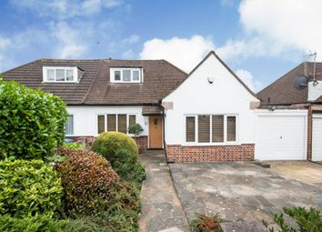Thumbnail 2 bed semi-detached bungalow for sale in Highfield Avenue, Pinner, Middlesex