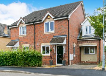 Thumbnail 4 bed semi-detached house for sale in The Southerns, Sutton, Ely