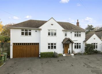 Thumbnail 5 bed detached house for sale in The Ridgeway, Fetcham, Leatherhead, Surrey