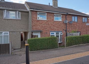 Thumbnail 3 bed town house for sale in Ford Close, Glen Parva, Leicester