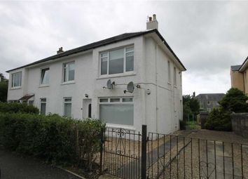 Thumbnail 2 bed flat for sale in Moorburn Road, Largs, Ayrshire