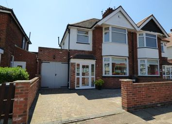 Thumbnail 4 bed semi-detached house for sale in Sandringham Avenue, Belgrave, Leicester, Leicestershire