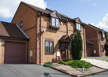 Thumbnail 2 bedroom semi-detached house to rent in Smalley Drive, Oakwood, Derby