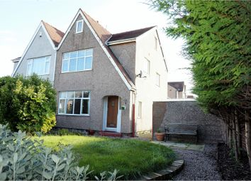 Thumbnail 4 bed semi-detached house for sale in Rhuddlan Road, Rhyl