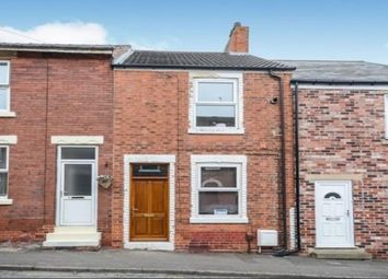 Thumbnail 2 bed terraced house to rent in Staveley, Chesterfield