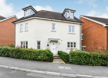 Thumbnail 5 bed detached house for sale in Boundary Walk, Knowle, Fareham