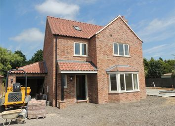 Thumbnail 4 bed detached house for sale in West Drove, Walpole St. Peter, Wisbech