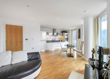 Thumbnail 2 bedroom flat for sale in Ability Place, Canary Wharf