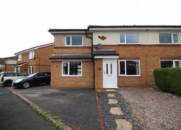 Thumbnail 3 bed semi-detached house for sale in Thirlmere Drive, Longridge, Preston