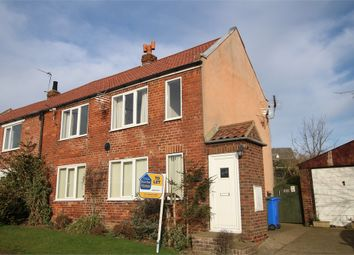 Thumbnail 3 bed semi-detached house to rent in Seaside Lane, Tunstall, Hull, East Riding Of Yorkshire