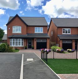 Thumbnail 4 bed detached house to rent in Georges Place, Beeston, Tarporley