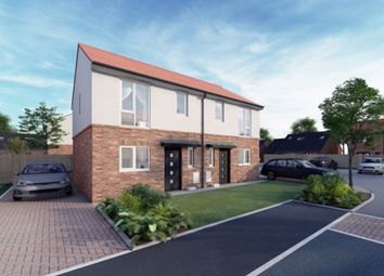 Thumbnail 3 bed semi-detached house for sale in Hays Gardens (Plot 49), Hartlepool