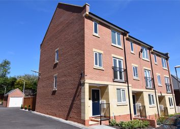 Thumbnail 4 bedroom town house for sale in Devonshire Court, Devonshire Avenue, Allestree, Derby