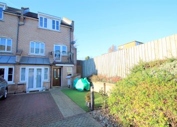 Thumbnail 4 bed end terrace house to rent in Cambridge Mews, Cambridge Grove, Hove