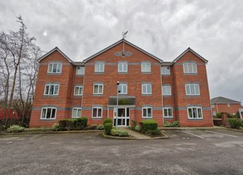 Thumbnail 2 bed flat for sale in Canal House, Rixtonleys Drive, Irlam