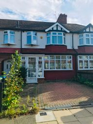 Thumbnail 4 bed terraced house to rent in Goodwood Avenue, Enfield