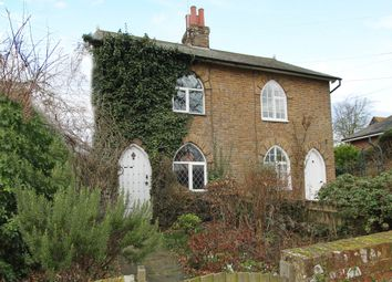 Thumbnail 2 bedroom cottage for sale in The Square, West Street, Hunton, Maidstone