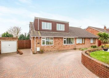 Thumbnail 5 bed bungalow for sale in Cedar Road, Sturry, Canterbury, Kent