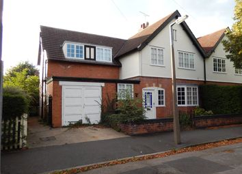 Thumbnail 5 bed semi-detached house to rent in The Park, Newark