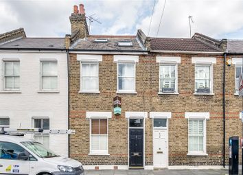 Thumbnail 3 bed terraced house for sale in Varna Road, London