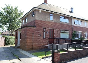 Thumbnail 2 bed semi-detached house for sale in The Square, Batley