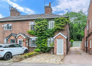 Thumbnail 2 bed end terrace house for sale in Brook Lane, Alderley Edge