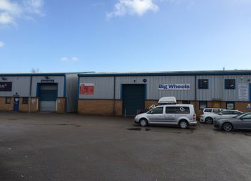 Thumbnail Industrial to let in East Point Industrial Estate, Wentloog, Cardiff