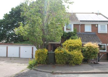 Thumbnail 3 bed semi-detached house to rent in Sunningdale Close, Bexhill-On-Sea