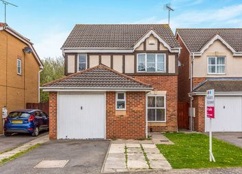 Thumbnail 3 bedroom detached house for sale in Haskell Close, Thorpe Astley, Braunstone, Leicester