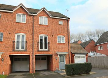 Thumbnail 3 bed terraced house for sale in Sawyer Way, Stone