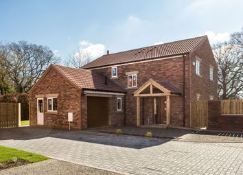 Thumbnail 4 bed detached house for sale in Ox Carr Lane, Strensall, York