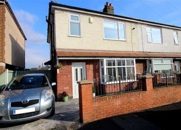 Thumbnail 3 bedroom semi-detached house for sale in Cadley Drive, Fulwood, Preston