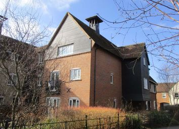 Thumbnail 1 bed flat to rent in Dunley Close, Swindon
