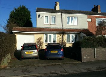 Thumbnail 3 bed semi-detached house for sale in Church Road, Bickerstaffe, Ormskirk, Lancashire