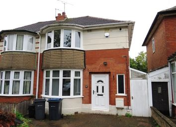 Thumbnail 2 bed property to rent in Corisande Road, Selly Oak