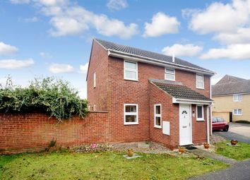 Thumbnail 4 bed detached house for sale in Abercorn Way, Witham
