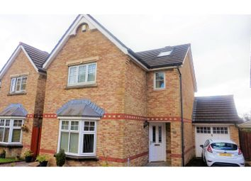 Thumbnail 4 bed detached house for sale in Heol Glynderwen, Waunceirch